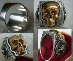 I want this Freemason ring.