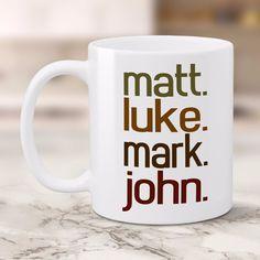 Matt Luke Mark John