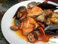 Receta de rape a la barquereña. #Cantabria #Spain #Travel #Food #Gastronomy