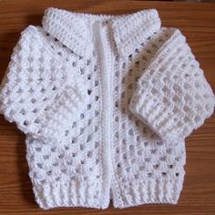 Crochet Sweater | Baby Sweater that I Tested