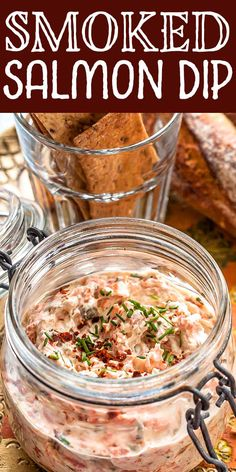 Take your party appetizer game up a notch! This pretty pink smoked salmon dip is ready in minutes, makes any occasion feel extra special, and tastes just as good with crackers as it does with crudités. Simply Recipes, Dip Recipes, Seafood Recipes, Cooking Recipes, Cake Recipes, Recipies, Smoked Salmon Dip, Smoked Salmon Recipes, Salmon Dip Cream Cheese