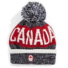 You've made your list and checked it twice. Canada Day, Toronto Canada, Snow Gear, Hudson Bay, Olympics, Winter Hats, Knitting, My Style, Cute