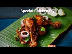 Special Chicken Fry | Ventuno Home Cooking
