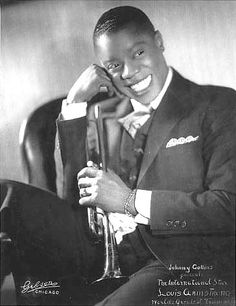 Young Louis Armstrong | louis armstrong chicago c 1925 photo courtesy frank driggs collection