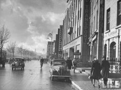 Bachelors Walk, Dublin in 1948 @PhotosOfDublin