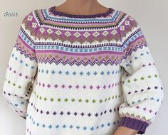 Sweaters For Women, Men Sweater, Knitted Afghans, Fair Isle Pattern, Knitting For Kids, Yarn Needle, Knit Cardigan, Ravelry, Mittens
