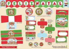 Festa Natal Fábrica do Noel - Quero uma festa - loja