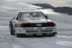 Audi 200 quattro Trans-Am #audi #quattro