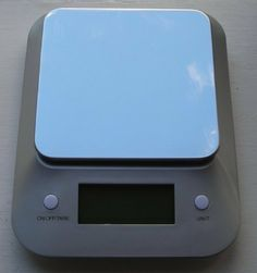Threatened by competitor! Digital Kitchen Scale 1g to 11 lb Capacity with Stainless Steel Platform and Extra Large Blue Back Light LCD Display 2.6 x 1.1 inch by Whale Scale. $15.00. Biggest LCD Display with blue back light indicator 2.6 x 1.1 inch, see reading clearly. Capacity 500 g / 11 lb / 175 oz; Increments 1 g / 0.05 oz. Again, we were threatened by competitor's fake product review. We know who it is. How to judge whether a product review is a paid fake review? Chec...