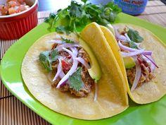 chipotle orange pork tacos - Budget Bytes