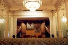 Sala cu Orgă din Chişinău | Chisinau, orasul meu