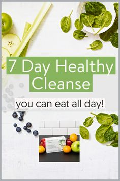 How do you do a cleanse or detox the healthy way? With the 7 Day Healthy Cleanse that is a reset of your digestive system. Your immune system is in your gut and helping your gut be healthy is more important than ever. #cleanse #detox #healthycleanse