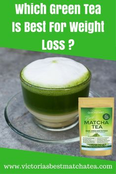Which Green Tea is best for weight loss? Matcha Green Tea Powder is the best green tea for weight loss! Green Tea For Weight Loss, Weight Loss Tea, Weight Loss Drinks, Lose Weight, Best Green Tea, Best Tea, Detox Tea Diet, Detox Drinks, Body Detox