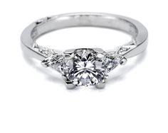 Tacori 2606 RD 6 Simply Tacori Engagement Ring