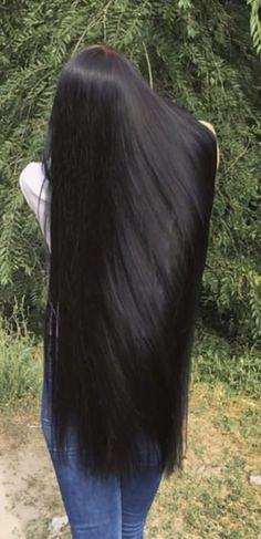 Quality Jingleshair cheap Brazilian Human Hair Wigs Brazilian Remy human hair Lace Front Wigs smooth Straight wholesale for afro women Long Face Hairstyles, Wig Hairstyles, Straight Hairstyles, Long Dark Hair, Very Long Hair, Silky Hair, Beautiful Long Hair, Human Hair Extensions, Weave Extensions