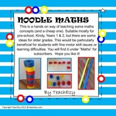 Noodle Maths: 14 pages