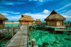 Playas de Tahiti