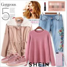 Cute outfit inspired by SHEIN