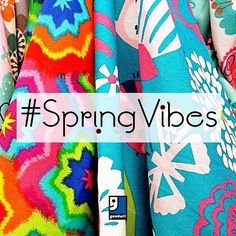A vibe. A feeling. A sensation or simply energy. We all have our unique #SpringVibes So as we welcome this new month, remember to be bold, one-of-a-kind, make a fashion statement, repurpose fabric, use patterns and add plenty of pop into your life. You would be surprised how shopping or donating your stuff to #GoodwillSFL can create positive life changing vibes in someone's life!