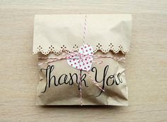 Favors!  http://www.etsy.com/listing/128926981/50-vintage-lace-thank-you-candy-buffet