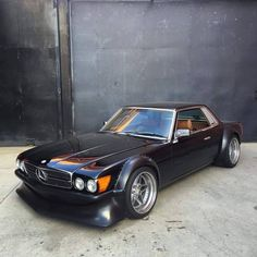 Mercedes SLC mod