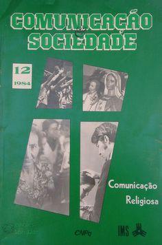 Titulo: CS12 - Comunicação Religiosa Autor: Revista Comunicação & Sociedade Editora: Metodista, 1984