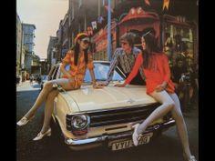 1970 Opel Olympia #vintagemaya #1970s #fashion #opel Olympia #general motors #hippie culture