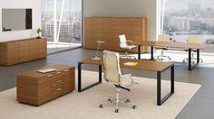Traumhaftes Chefbuero Schreibtisch für den Chefschreibtisch für Designliebhaber - Leichtes Design, elegante Anmutung, perfekte Qualität Das alles zu unglaublich guenstigen Preisen!!!