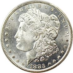 1883 CC Morgan Dollars Dollar MS66 PCGS PL ** See this great product.
