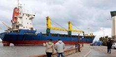 Ghost ship on Aegean coast spreads fear