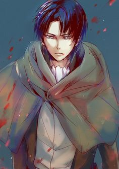 Rivaille (Levi) #attackontitan #shingekinokyojin #anime