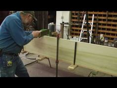 Rebuilding an International, wood wheel, wagon, part 1 Coach Shop, Wooden Wagon, Wagon Wheel, Horse Drawn, Check, Youtube, Home Workshop, Movies, Houses