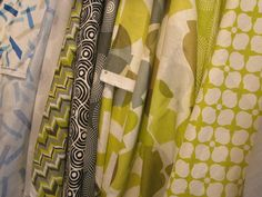 More from the Jonathan Adler Fabric Collection #2012TextileMarket— in High Point, North Carolina