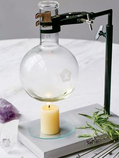 Concrete Essential Oil Burner
