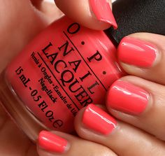 OPI's New Brazil Collection - Live.Love.Carnaval