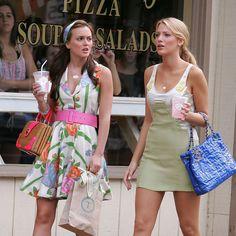 The Original 'Gossip Girl' Costume Designer Has Joined The Reboot Gossip Girl Outfits, Gossip Girl Fashion, Moda Gossip Girl, Estilo Blair Waldorf, 2000s Fashion, Fashion Outfits, Looks Hippie, Photowall Ideas, Blair And Serena