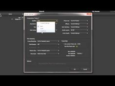 ▶ AE Basics 57: Export 3 - Render Settings - YouTube After Effects, Adobe, Youtube, Cob Loaf, Youtubers, Youtube Movies