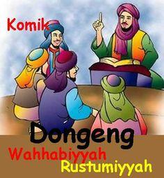 Dongeng Populer Wahhabiyyah Rustumiyyah