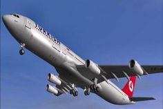 Türk Hava Yolları Ocak-Temmuz dönemine ilişkin trafik rakamlarını açıkladı.