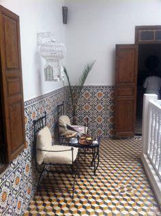 Riad in Essaouira