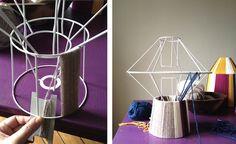 DIY bonbonlamp
