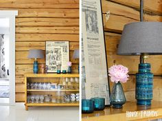 Follow the interior design blog at www.houseoffridays.com