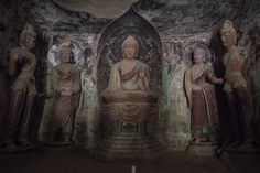 China's ancient Buddhist grottoes face a new threat — tourists - The Washington Post