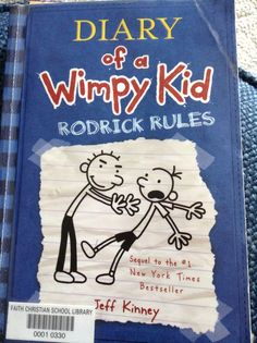 The wimpy kid do it yourself book diary of a wimpy kid jeff diary of a whimpy kid is a awesome book solutioingenieria Choice Image