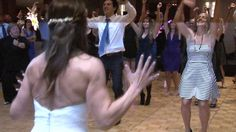 Want to make your favorite bride's wedding extra special? #flashmob #weddingsurprise https://www.youtube.com/watch?v=wuG8yhoE2Ts