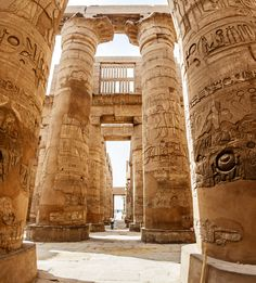 HURGHADA UND LUXOR, ÄGYPTEN