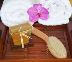 DRY SKIN BRUSHING - Dry skin brushing may be the single most important therapy you add to your detox program. Your skin is your largest elimination organ. It releases a pound of waste each day and will be the first organ to show symptoms of imbalance or toxicity. The skin is often called the 3rd kidney because it eliminates a quarter of the toxins from the body (the lungs are the 2nd kidney).