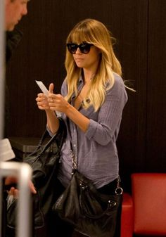 lauren conrad love the bangs!
