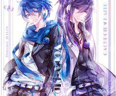 Kaito x Gakupo (Vocaloid)