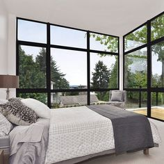 With warm wood interiors and timeless beauty, Marvin Elevate™ Collection windows and doors are made of fiberglass to outlast vinyl, aluminum and composites. Modern Windows And Doors, Modern Door, Custom Windows, Dark Interiors, Wood Interiors, Integrity Windows, Marvin Windows, Modern Aesthetics, Easy Wall